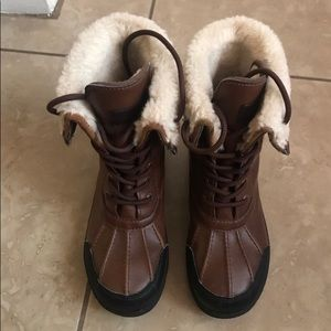 Girls' Ugg WaterProof Boots